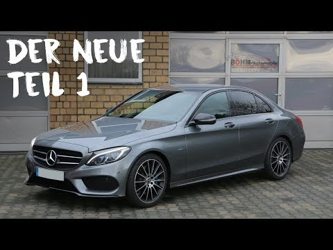 OK-Chiptuning - Mercedes-Benz C350 e Plug-in-Hybrid | Der Neue.........