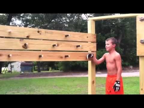 try american ninja warrior course