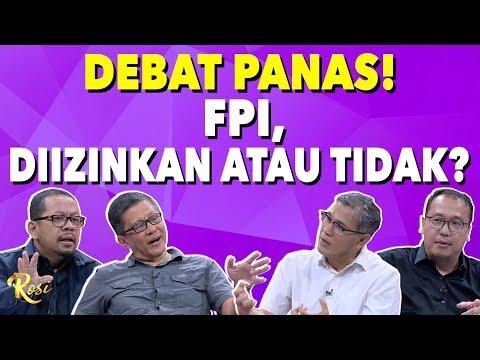 Debat Panas! Izin