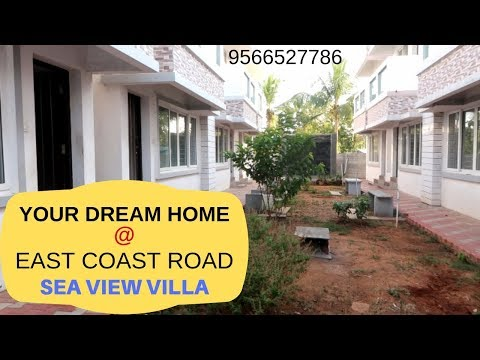 Chennai ECR Private Villa For Sale | Low Budget