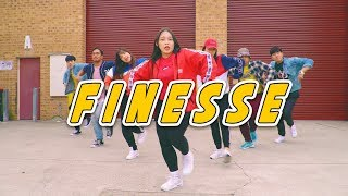 Bruno Mars - Finesse (Remix) Ft. Cardi B | CHELLI CHOREOGRAPHY