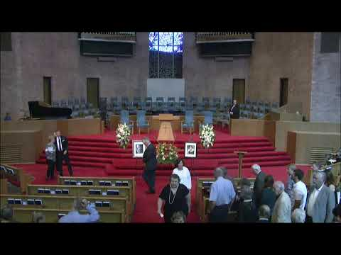Nashville First Baptist – Lanell Coile Memorial Service