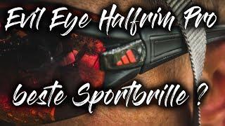 Adidas Evil Eye Halfrim Pro beste Sportbrille mit Sehstärke? | Leidenschaft MTB