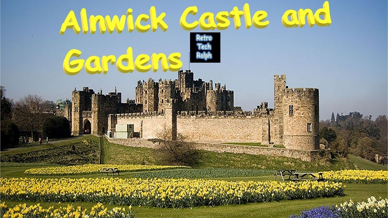 Alnwick Castle And Gardens Visit June 2019 Youtube