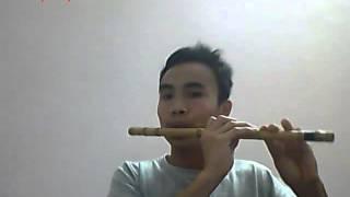 Aika inuyasha sad song bambooflute