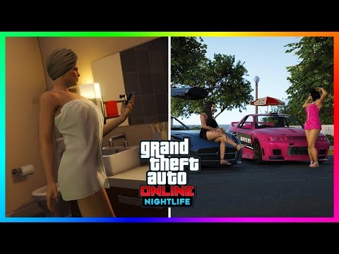 10 Features That Rockstar Absolutely NEEDS To Add In The GTA Online Nightclub DLC! (GTA 5 Update)