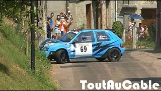 Best of Rallye Rally 2015 compilation Crash  Mistakes Show Spin by ToutAuCable [HD]