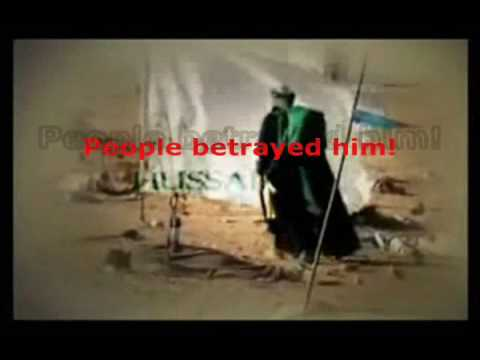 IMAM HUSSAIN FINAL BATTLE IN KARBALA-ASHURA-MAHDI-THE BATTLE CONTINUES-MUST WATCH