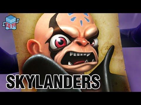 Skylanders Trap Team KAOS Battle Gameplay SPOILERS Chapter ...