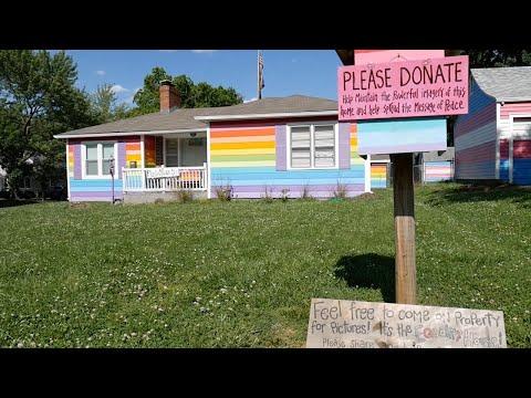 Freedom House Next To Westboro Church