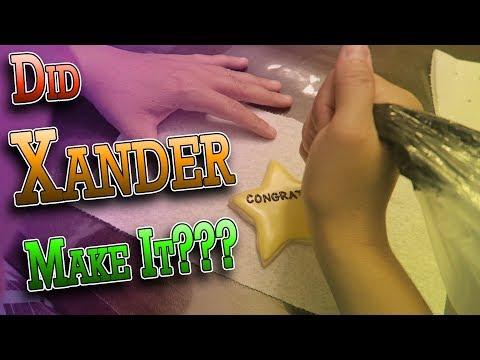 XANDER FINDS OUT IF HE MADE ALLSTARS | ERIKTV365