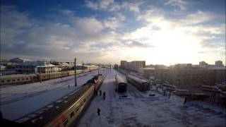 LONDON MOSCOW BEIJING - A GOPRO ADVENTURE