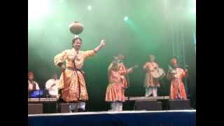 "Bollywood Masala Orchestra - ""Spirit of India"" Tour at the Stockholm Culture Festival (Part 5)"