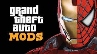AVENGERS 2 in GTA 4! - Mod Gameplay!