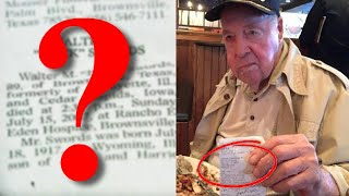 Waitress Served This Man Daily, When He Stopped Coming, She Got a Surprising Call