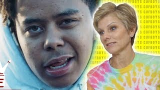 Mom Reacts to YBN Cordae - Kung Fu & J Cole Response