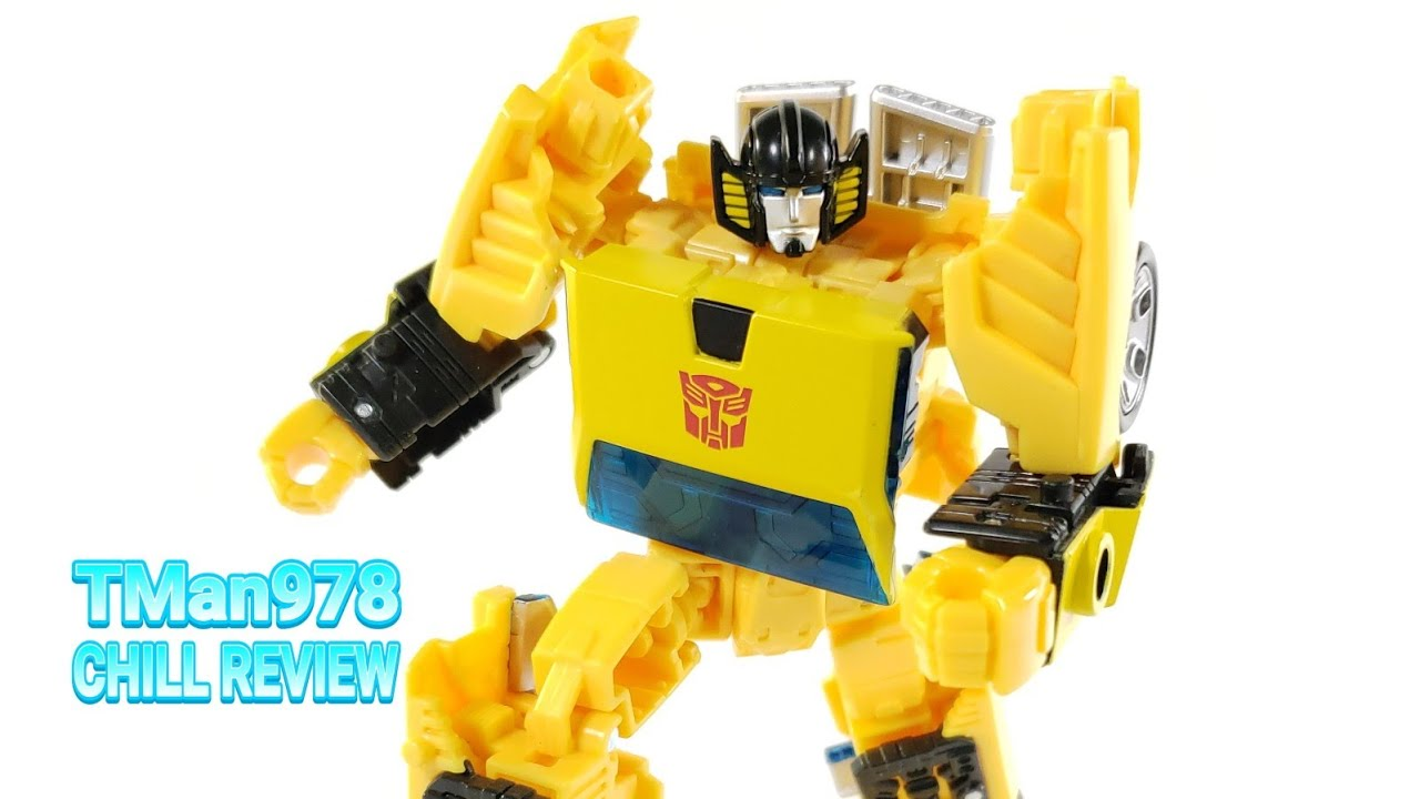 Transformers Earthrise Sunstreaker CHILL REVIEW