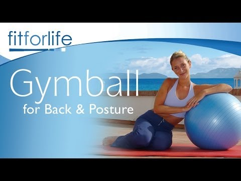 Gymball for Back & Posture