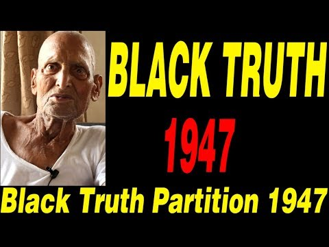 BLACK TRUTH OF PARTITION 1947.STORY OF GULAB SINGH WITH VIKA