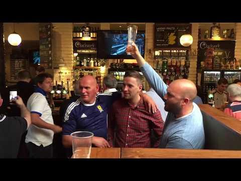 Hampden Park Scotland Vs England 10 June 2017