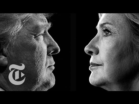 America Reacts: The Next President Is … | The New York Times
