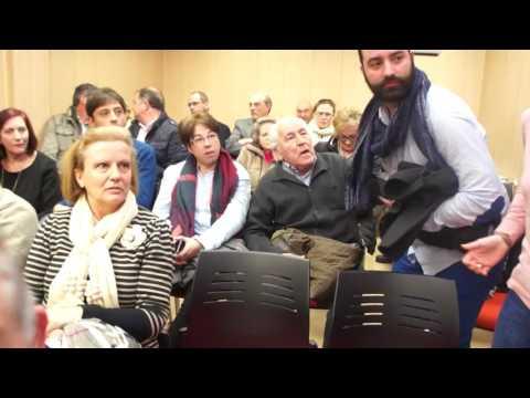 VÍDEO | Tensión en la moción de censura en Macotera