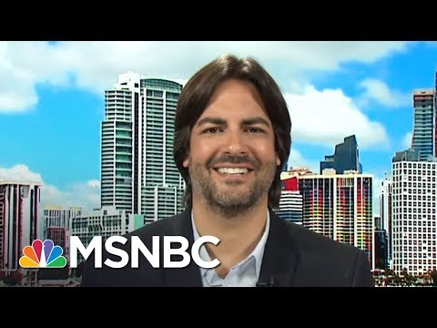 Donald Trump Lawyer Jay Sekulow: Distancing President From Don Jr.? | AM Joy | MSNBC