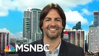 Donald Trump Lawyer Jay Sekulow: Distancing President From Don Jr.?   AM Joy   MSNBC