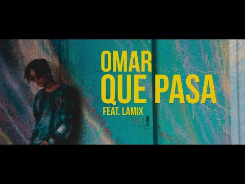 Omar Rudberg - QUE PASA (ft. Lamix) [Official Music Video]