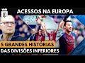'El Loco' Bielsa e ex-clube de Taffarel: Mais 5 acessos legais nas ligas europeias | UD LISTAS