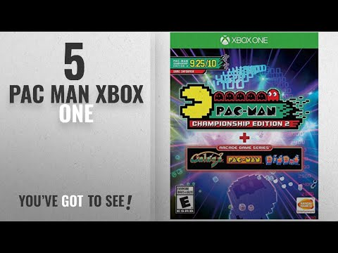 Top 10 Pac Man Xbox One [2018]: Pac-Man Championship Edition 2 + Arcade Game Series - Xbox One