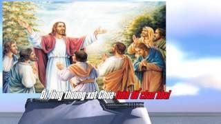 LM NHẠC SĨ XUÂN HY VỌNG  Thánh Ca LÒNG THƯƠNG XÓT CHÚA 4