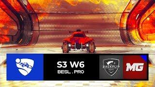 [RL] BESL.Pro S3 Week 6    PBC vs RR   PGS vs WA   SPC vs MG   TBB vs MG