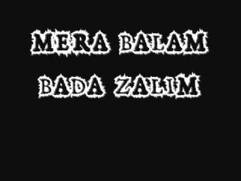MERA BALAM