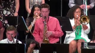 Stoughton High Tuesday Jazz Band - September