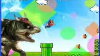 Repeat youtube video Normal Super Mario Bros. - A Wacky Mario Fangame!