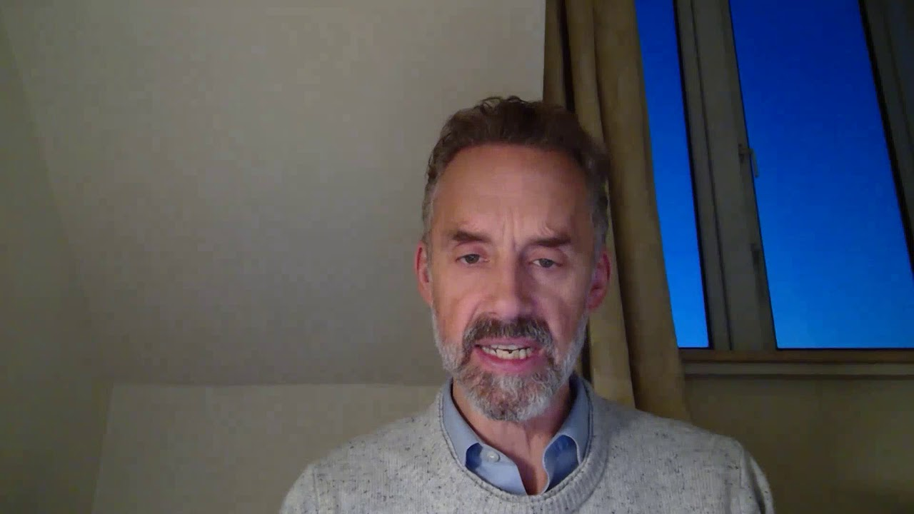 I Hope Democrats Get It Together Before >> Jordan Peterson The Apology And Promise I Wish Democrats Would