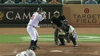 Thome blasts a walk-off homer in the 10th