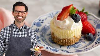 Amazing Mini Cheesecakes Recipe