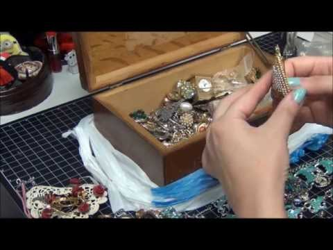 Websters Treasures Junk Jewelry part2