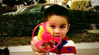 The Toy Gun Assasin