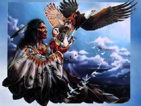 Four Circles of Life_Native American Music_Oliver Shanti and friends