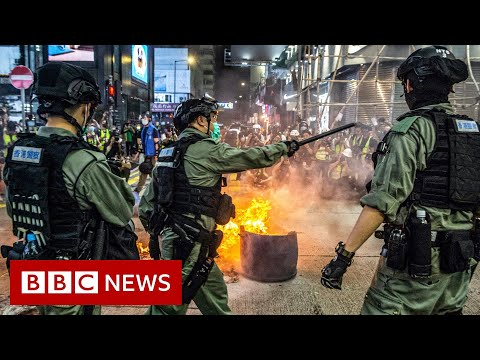 Hong Kong's New Security Law - BBC News