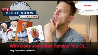 Who Does Joe Biden Remind You Of? (...comedian K-von asks)