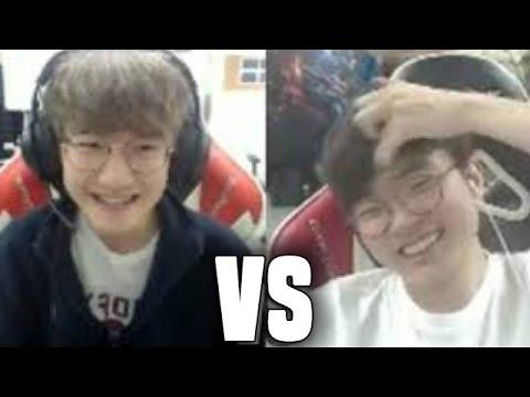 Faker vs Peanut 1vs1 Lee Sin ( Who Is The Best? ) - SKT T1 Peanut vs SKT T1 Faker | SKT T1 Replays