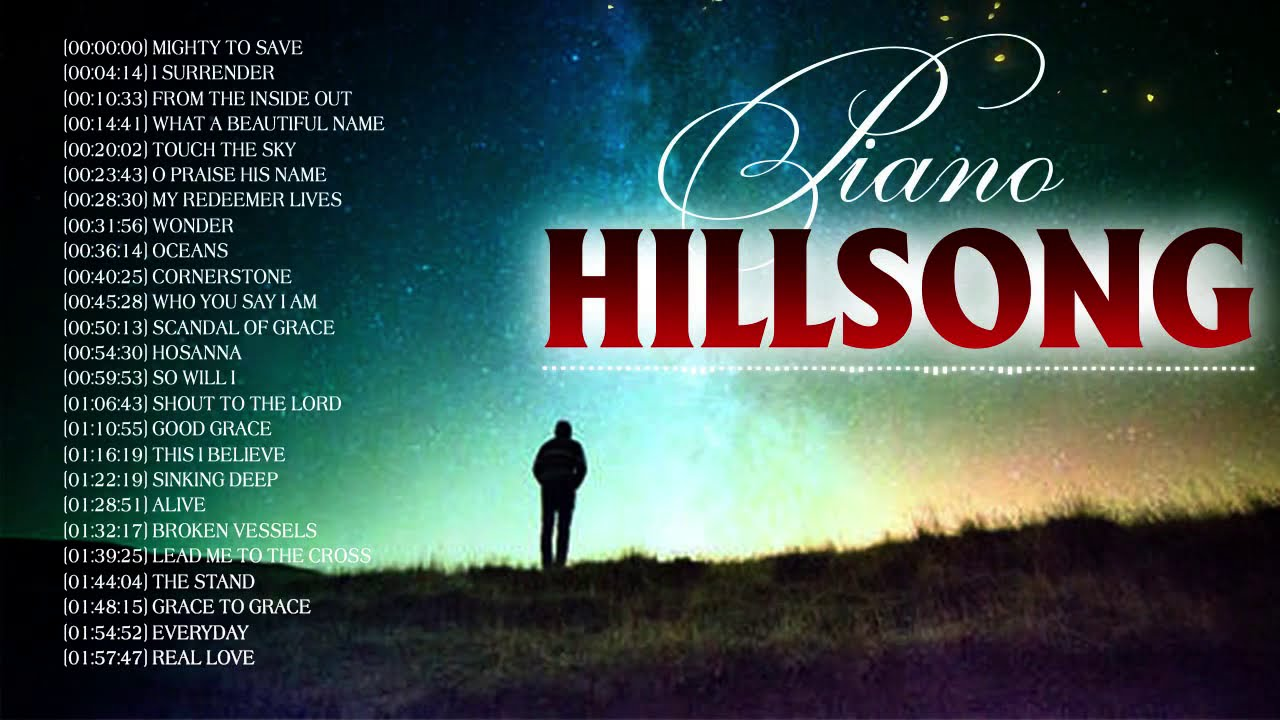 120 Mins Powerful Piano Hillsong Instrumental Worship Music🙌 Awesome Instrumental Christian Music