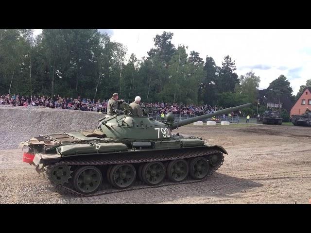 T-62 - Stahl auf der Heide 2017
