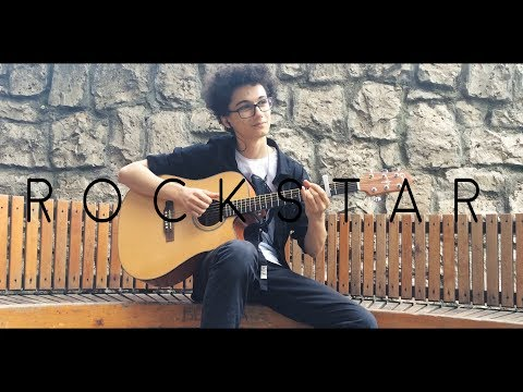 Post Malone - Rockstar (Andrew Foy Arr.) Fingerstyle Guitar Cover