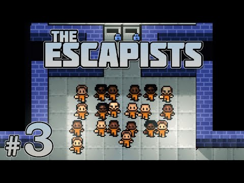 The Escapists - Part 3 - THROWN INTO SHU