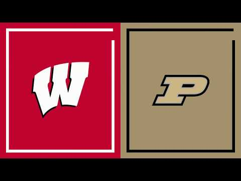 Wisconsin Badgers - Game Audio: MBB: Purdue 84, Wisconsin 80